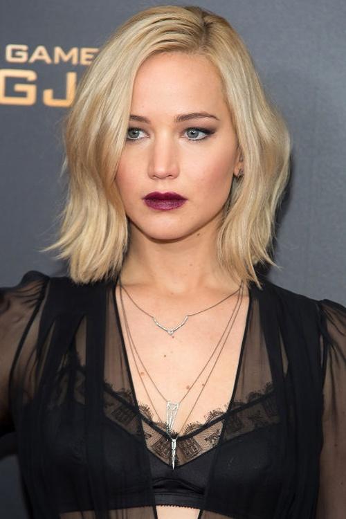 10 kieu toc ban gai khong nen bo qua hinh anh 9 Jennifer Lawrence