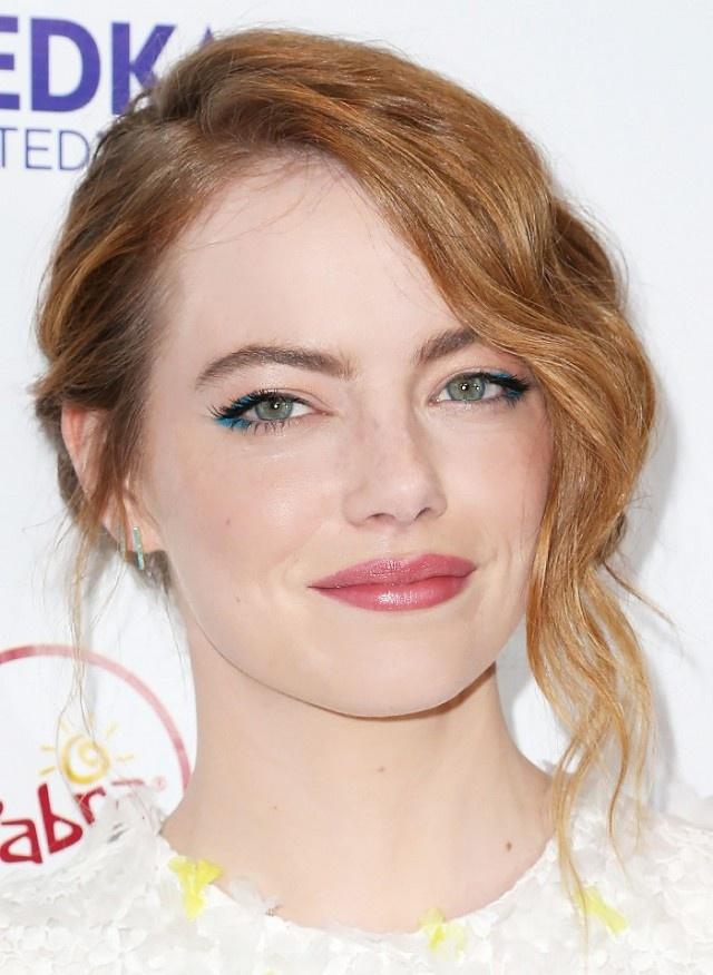 14 guong mat trang diem duoc ca ngoi dep nhat 2015 hinh anh 13 Emma Stone