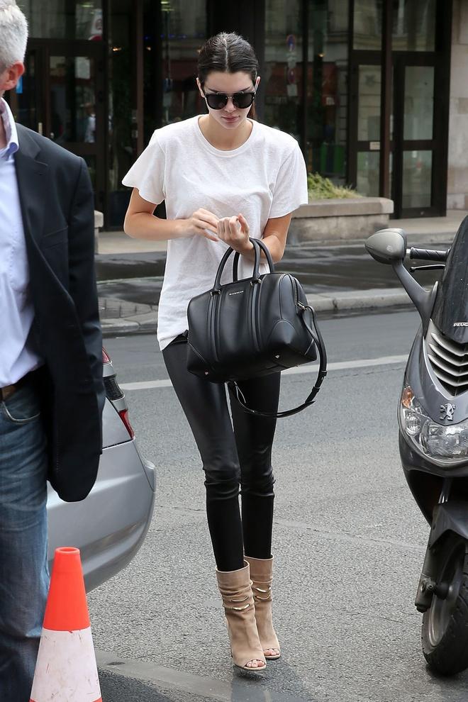 Mac legging sanh dieu nhu Kendall Jenner hinh anh 12