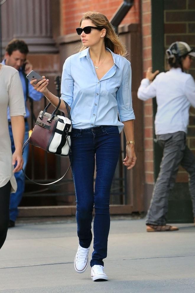 Sao Hollywood dang thich mot quan jeans nao? hinh anh 16