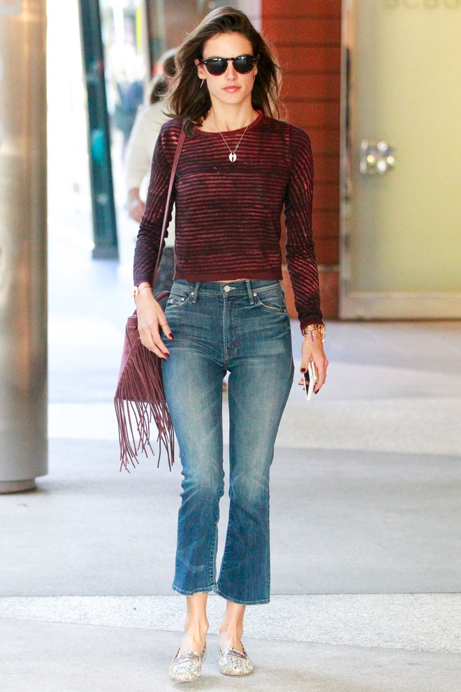 Sao Hollywood dang thich mot quan jeans nao? hinh anh 5