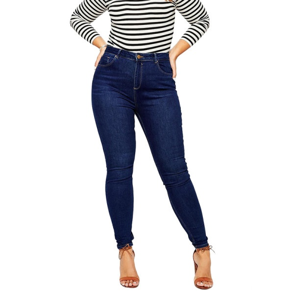 6 kieu quan jeans chuan cho nang dui to hinh anh 1