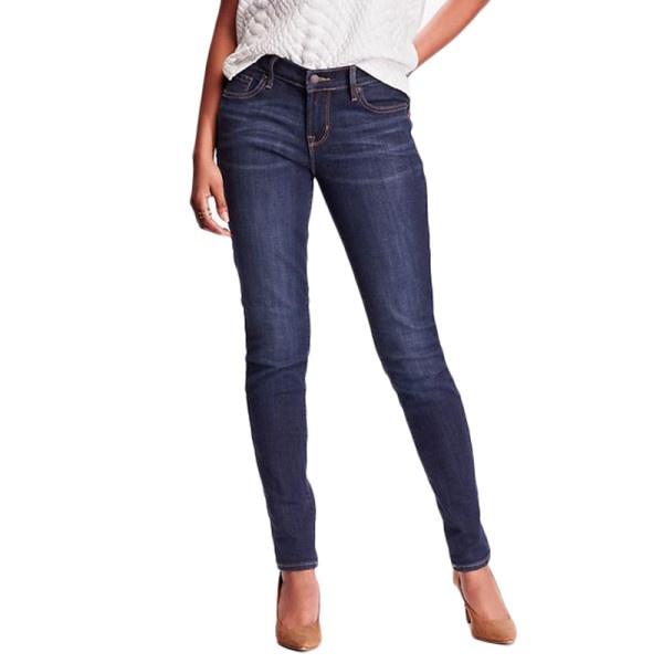 6 kieu quan jeans chuan cho nang dui to hinh anh 9