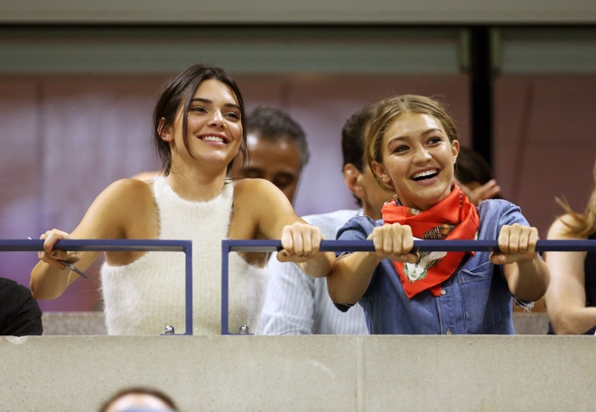 Nhung kieu toc giong nhau cua Gigi Hadid va Kendall Jenner hinh anh 3
