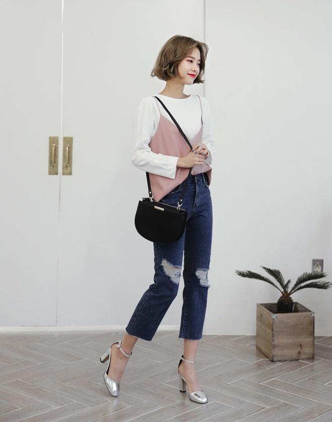Xu huong quan jeans xe gau anh 4
