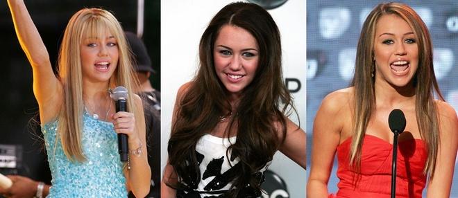 Nhung kieu toc cua Miley Cyrus theo thoi gian hinh anh 2