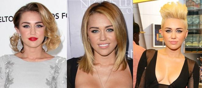 Nhung kieu toc cua Miley Cyrus theo thoi gian hinh anh 6