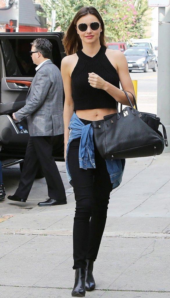 Street style yeu thich cua Miranda Kerr hinh anh 11