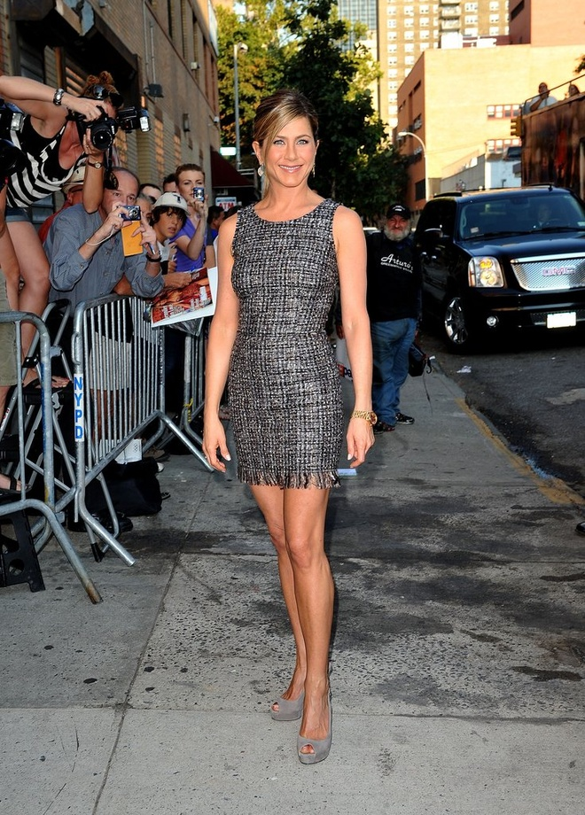 14 bai hoc thoi trang tu Jennifer Aniston hinh anh 1