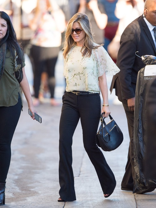 14 bai hoc thoi trang tu Jennifer Aniston hinh anh 10