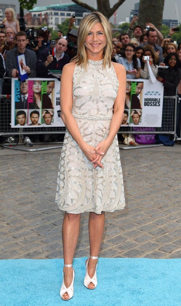 14 bai hoc thoi trang tu Jennifer Aniston hinh anh 3