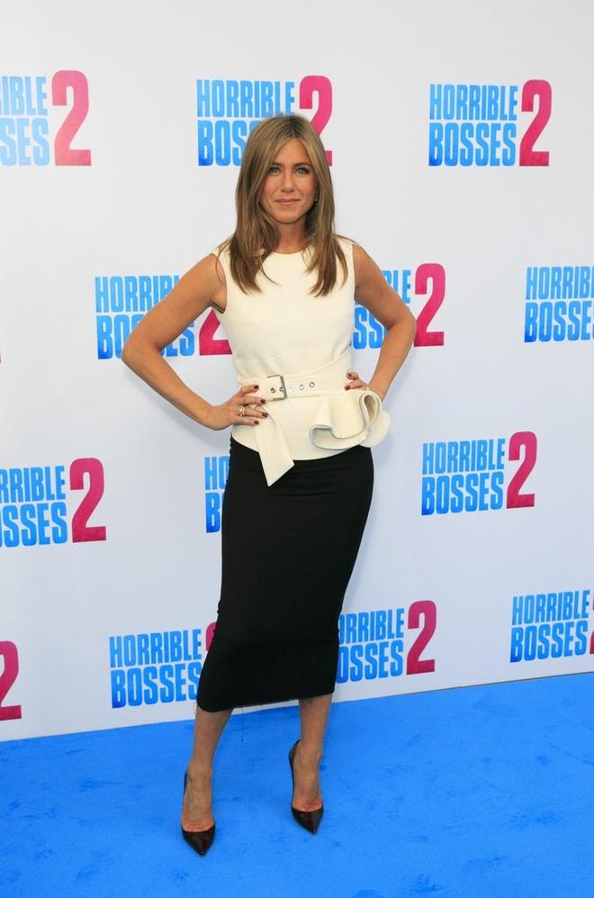 14 bai hoc thoi trang tu Jennifer Aniston hinh anh 9