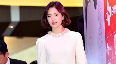 Bi quyet mix do giau doi chan ngan cua Song Hye Kyo hinh anh