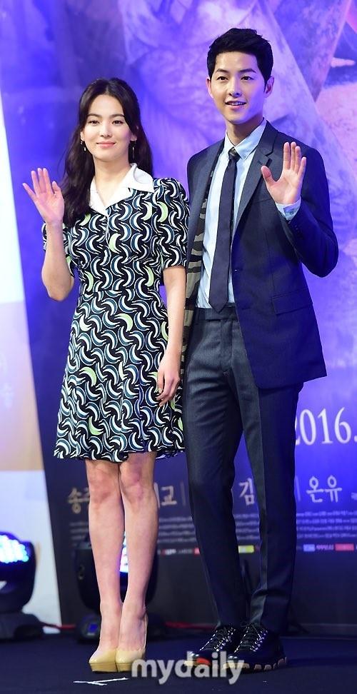 Bi quyet mix do giau doi chan ngan cua Song Hye Kyo hinh anh 1