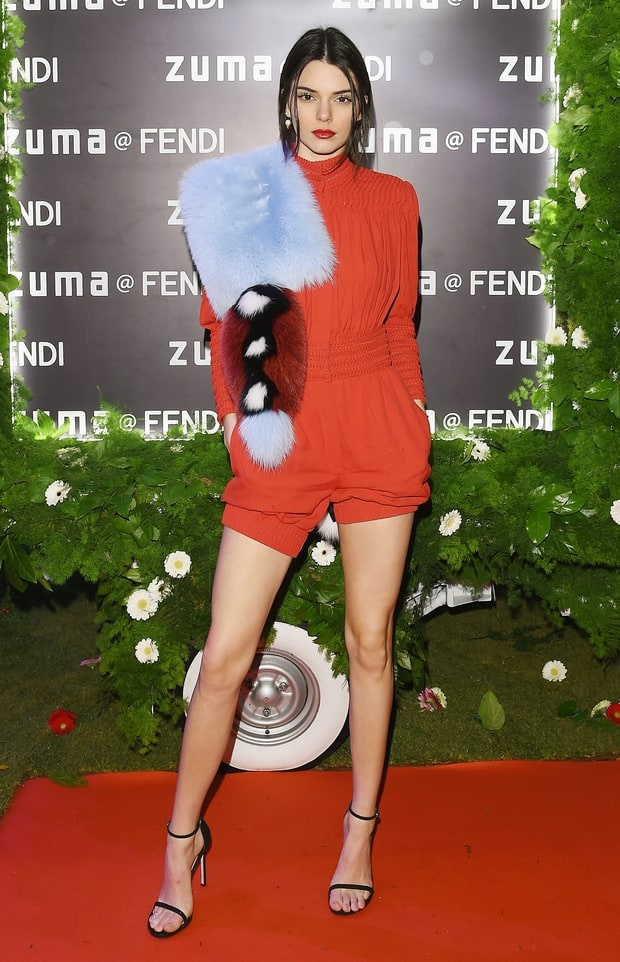 Thoi trang dao pho voi jumpsuit cua Kendall Jenner hinh anh 6