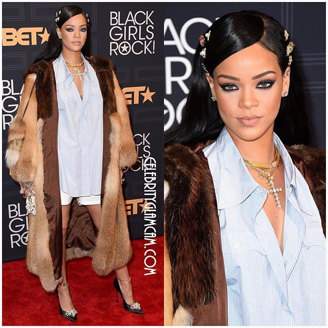 So thich mac ao long bat ke dong he cua Rihanna hinh anh 10