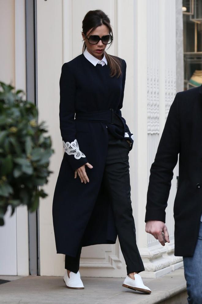 Victoria Beckham gay an tuong voi thoi trang dep bet hinh anh 7
