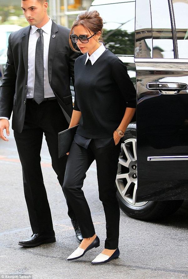 Victoria Beckham gay an tuong voi thoi trang dep bet hinh anh 8