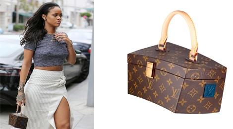 Chiec tui nghin USD duoc Rihanna yeu thich dac biet hinh anh