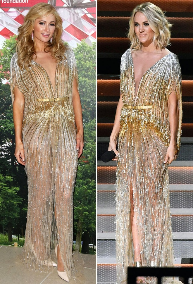 My nhan Hollywood thich mac do giong Paris Hilton hinh anh 2