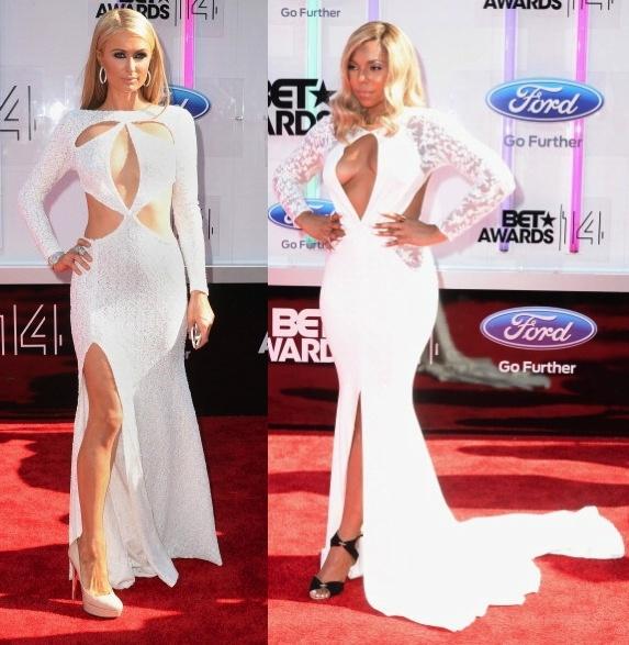My nhan Hollywood thich mac do giong Paris Hilton hinh anh 7