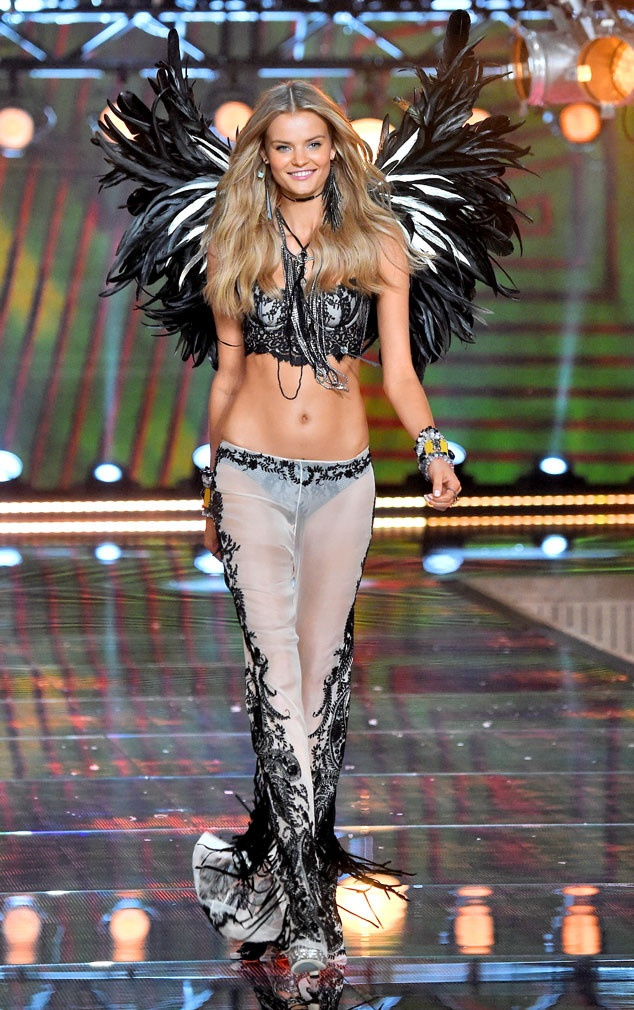 12 thien than vang mat o Victoria's Secret Show 2016 hinh anh 12