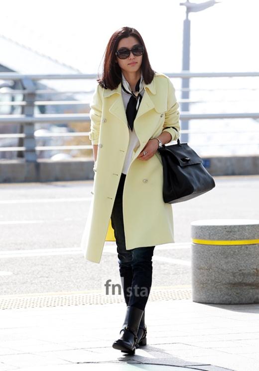 Thoi trang cua Jun Ji Hyun anh 10