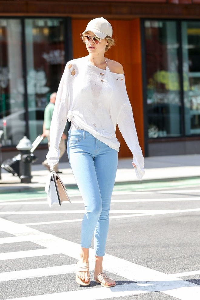 Gigi Hadid dien jean ong lung anh 8