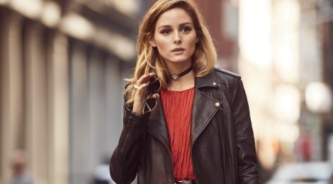 Olivia Palermo goi y cach mac dep voi vay xep ly hinh anh