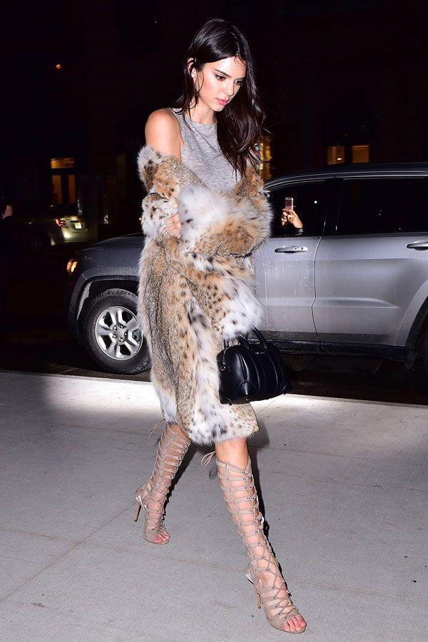 Kendall Jenner: Chan dai 9X me man hoa tiet da bao hinh anh 9
