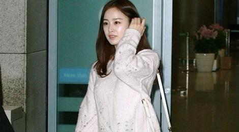 Phong cach thoi trang tre trung cua Kim Tae Hee hinh anh