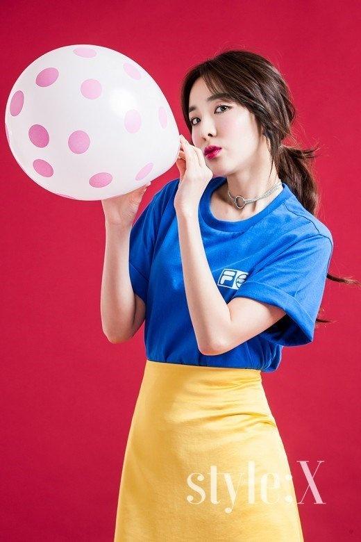 Dara khoe ve dep khong tuoi trong bo anh moi nhat hinh anh 4