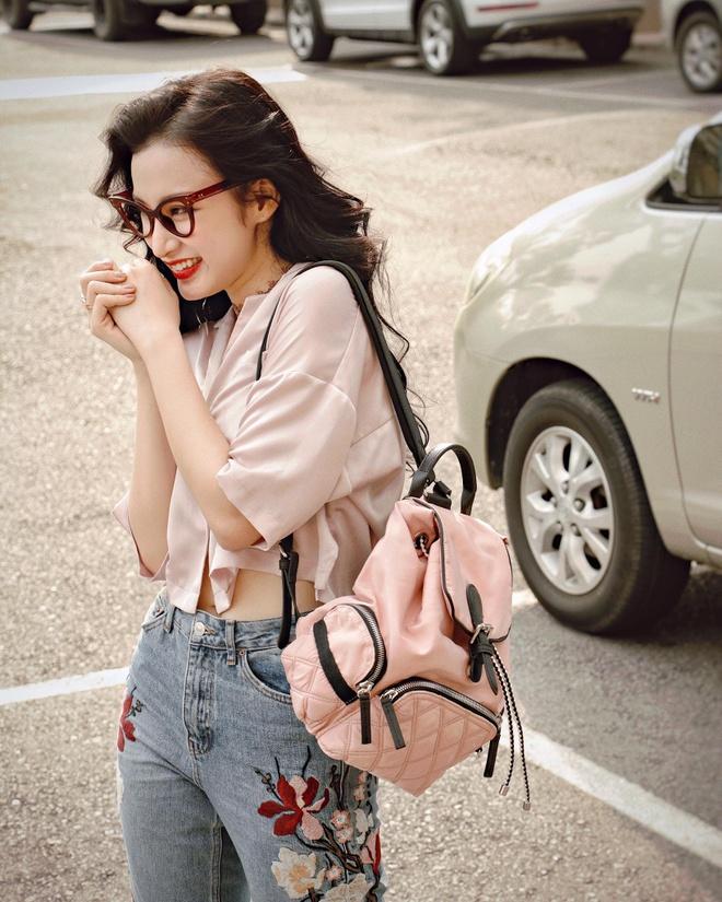 Angela Phuong Trinh 'nghien' mac so mi xuong pho hinh anh 3