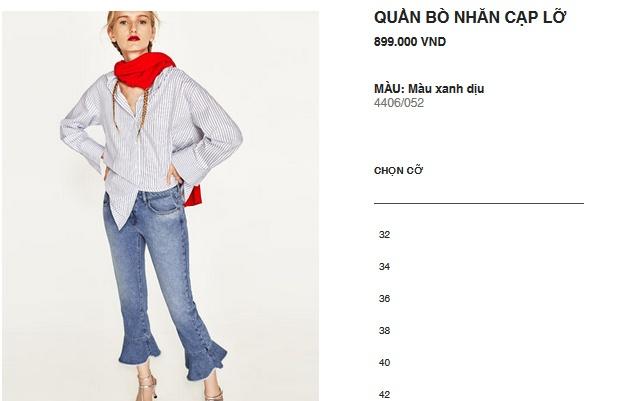 Minh Hang tich cuc lang xe mau jeans xe gau hinh anh 8
