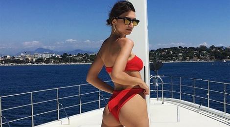 Ngam my nu duoc menh danh nguoi mac bikini dep nhat Hollywood hinh anh
