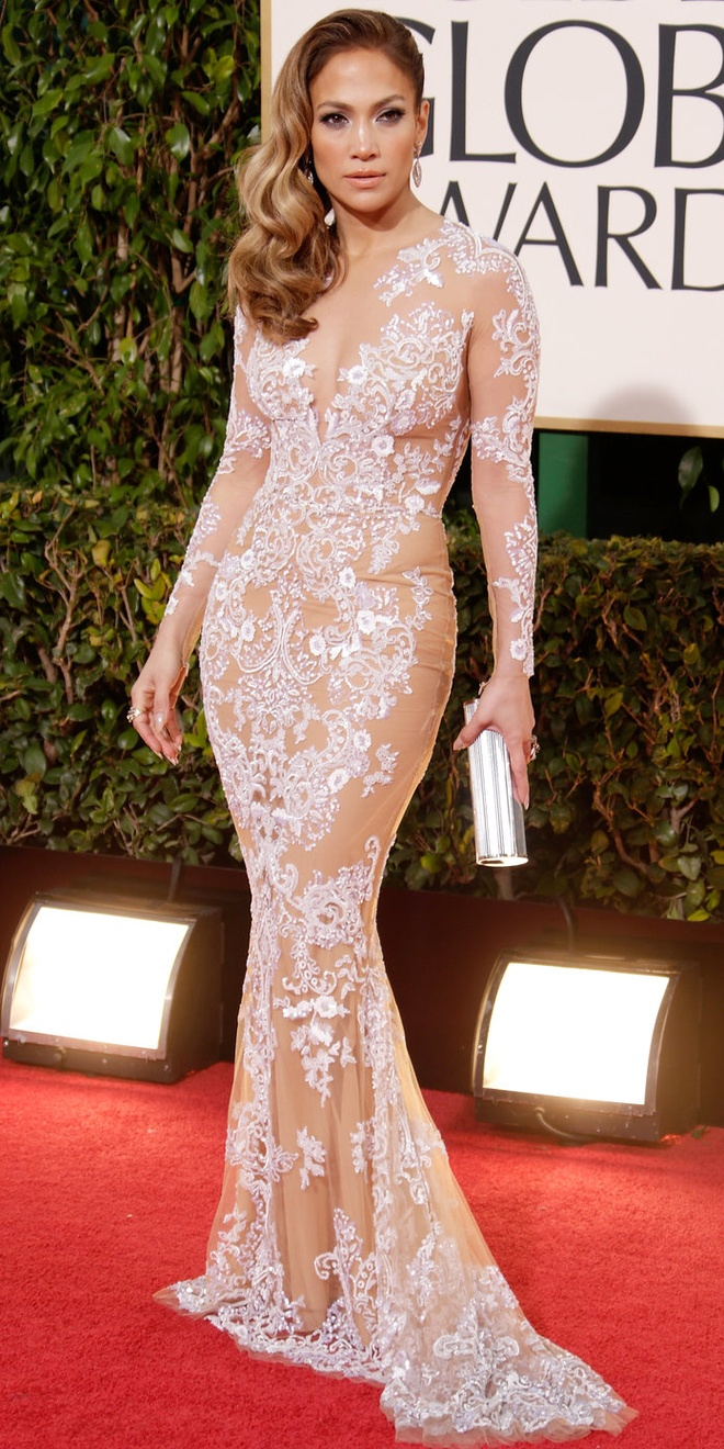 15 bo canh mac nhu khong mac cua Jennifer Lopez tren tham do hinh anh 10