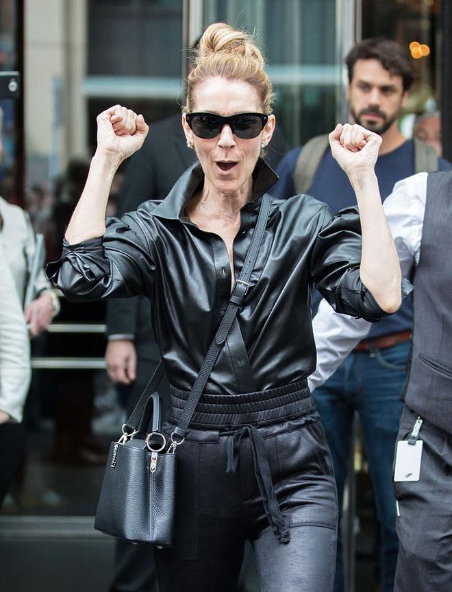 BST tui xach sieu dat do cua Celine Dion hinh anh 1