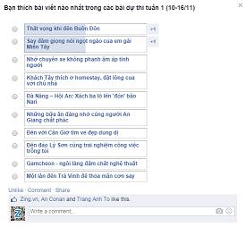 That vong khi den Buon Don hinh anh 3 Bình chọn bài dự thi tuần 1 (10-16/11)