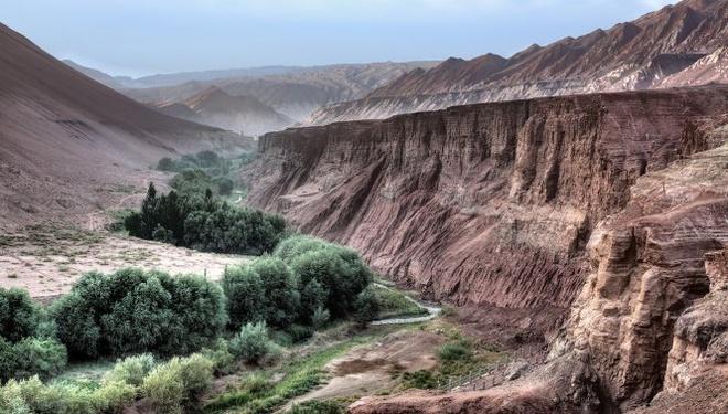 Vùng tây bắc Trung Quốc