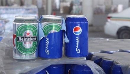 48.000 lon bia Heineken khoac ao Pepsi de nhap lau hinh anh 1
