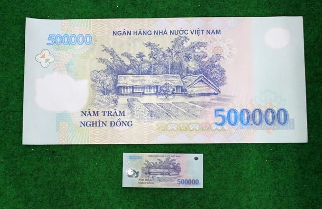 To tien 500.000 dong kich thuoc khung gia 5 trieu o Sai Gon hinh anh
