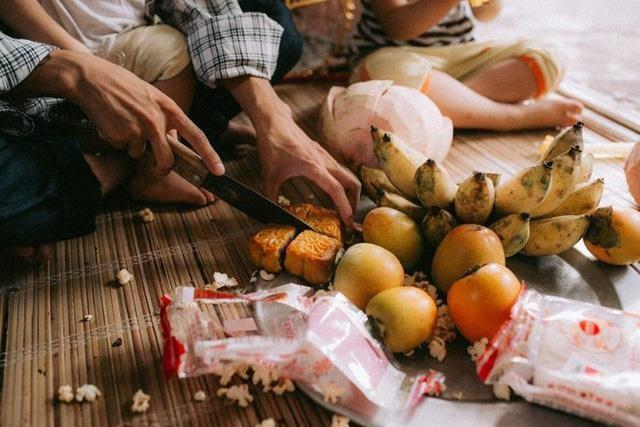 Ai còn nhớ mùi vị chiếc bánh gia công xưa mùa Trung thu?