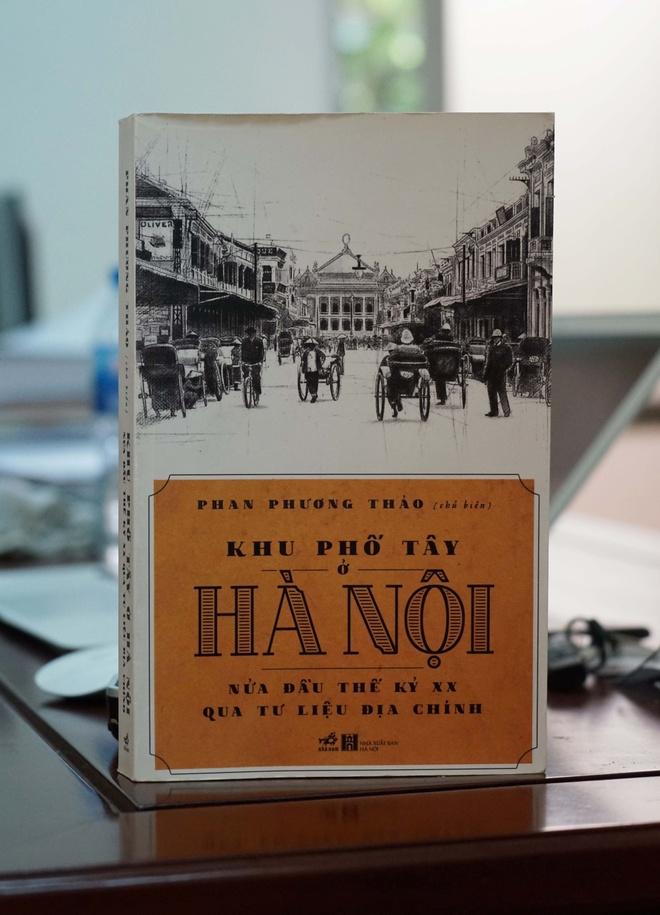 Khu pho Tay o Ha Noi duoc xay dung nhu the nao? hinh anh 2