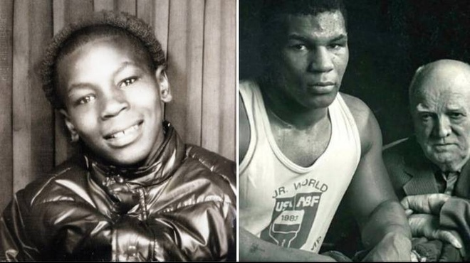 Mike Tyson – Su that tran trui anh 1