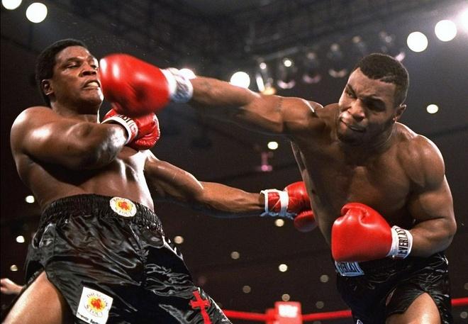 Mike Tyson – Su that tran trui anh 5