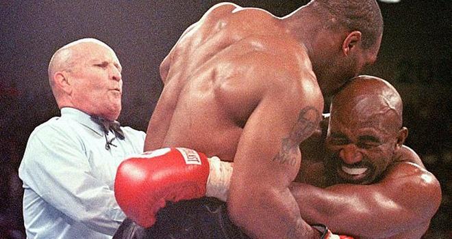 Mike Tyson – Su that tran trui anh 8
