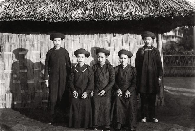 Phu nu Viet Nam xua anh 9