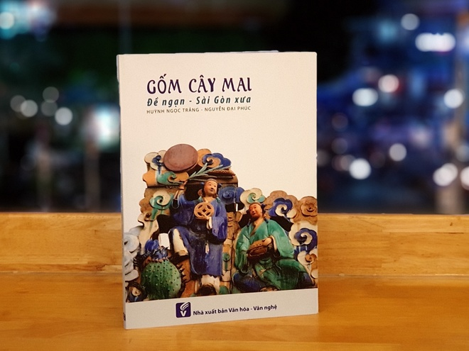 Gom Cay Mai De ngan - Sai Gon xua anh 1