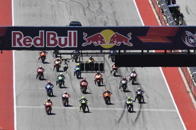 Chang 3 Moto GP: Honda that bai tham hai, Suzuki ve nhat sau hon 3 nam hinh anh 1