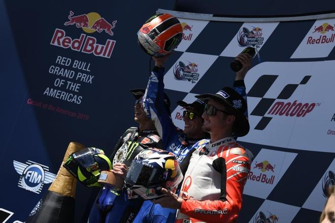 Chang 3 Moto GP: Honda that bai tham hai, Suzuki ve nhat sau hon 3 nam hinh anh 6